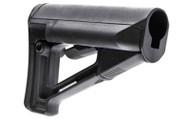 Magpul STR Collapsible Adjustable AR-15 Rifle Buttstock - Black Surplus Ammo