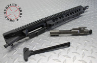 "Advanced Armament AR-15 Pistol 300 AAC Blackout 12.5"" Upper Receiver Assembly KAC URX 3.1"