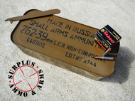 Surplus Ammo, Surplusammo.com 7.62x39 122 Grain HP TulAmmo Ammunition In Spam Can