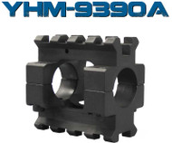 "Yankee Hill AR-15 Two Piece Railed Removable Gas Block .750"" YHM-9390A"