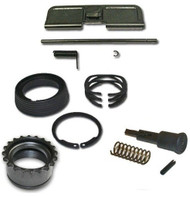 Surplusammo.com AR-15 Upper Receiver Kit:  Forward Assist, Dust Cover, Barrel Nut, & Delta Ring Assemblies