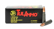 Surplus Ammo, Surplusammo.com 7.62x39 154 Grain SP TulAmmo Rifle Ammunition
