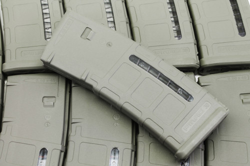 Surplus Ammo | Surplusammo.com Magpul PMAG M2 MOE 30 Round Window 5.56x45 AR15/M16 Magazine - Foliage Green No Package MAG570-FOL