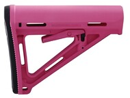 Magpul MOE Collapsible Carbine Stock PINK - Commercial