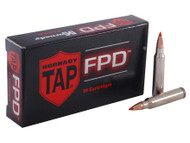 Surplus Ammo .223 55 Grain Polymer Tip Hornady  TAP Personal Defense