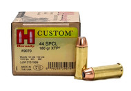 Surplus Ammo | Surplusammo.com 44 Special 180 Grain XTP JHP Hornady Custom