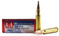 Surplus Ammo .308 Win 150 Grain Interlock SP Hornady American Whitetail