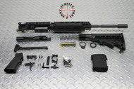 "SAA KIT 5.56 16"" M4 1:7 Carbine MOE Dragon's Head, LPK, Collapsing Stock, Blackhawk Case & 10 Rnd Mag - Rifle Kit Less Lower Receiver"