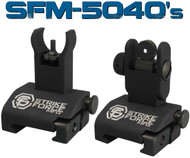 Hooded Front Sight Shown. This set is the non hooded (m4) type