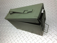 .30 Caliber NEW M19A1 Mil-Spec Ammo Can - Lockable, Steel