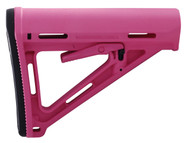 Magpul MOE Collapsible Carbine Stock PINK - Mil-Spec