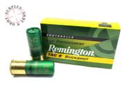 """12 Gauge Remington LE TAC 8 Buckshot #00 Buck, 8 Pellet 2 3/4""""  - 250 Rounds 12BT800"""