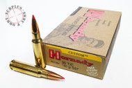 30 T/C Win 150 Grain SST Hornady Custom - 20 Rounds
