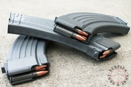 Korean AK47 Magazine 30 Round, Steel 7.62x39 Surplus - 10 Pack