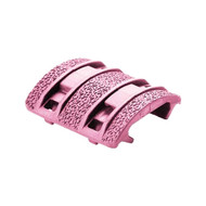Magpul Enhanced XTM Picatinny Rail Cover Panels - Pink *CLOSEOUT*