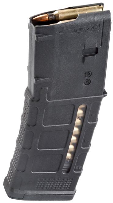 Surplusammo.com | Surplus Ammo Magpul PMAG Gen M3 30 Round Window 5.56x45 AR15/M16 Magazine - Black MAG556-BLK MAG556-BLK