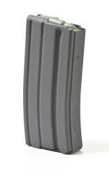 Ammunition Storage Components (ASC) AR-15 223/556 20 Round Aluminum Magazine - Gray