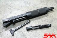 """SAA Billet 300 BLK 8.5"""" 1:7 Nitride Carbine Length FF Tube Complete AR-15 NFA/Pistol Upper Receiver"""