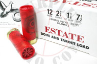 "12 Gauge Federal Estate Game & Target Dove 2 3/4"" 1 1/8oz. #7.5 Shot -   25 Rounds"