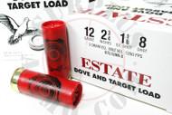 """12 Gauge Federal Estate Game & Target Dove 2 3/4"""" 1 1/8oz. #8 Shot -   25 Rounds"""
