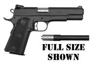 Rock Island Armory  22TCM/9MM COMBO MS 1911 Mid-Size Pistol - 51949 - M1911-A2 22 TCM MS