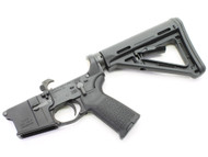 "Surplusammo.com | Surplus Ammo SAA - SA-15 ""O.A.F."" AR15 Complete Lower with Magpul MOE Furniture SAA-SA15OAF-MOE"