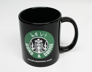 SurplusAmmo.com - Love Guns Coffee Mug - Black