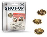 Shot-Up Bullet refrigerator magnets