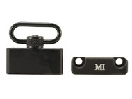 Midwest Industries AR-15 Rear Sling Mount Adapter for 6 Position Collapsible Stock