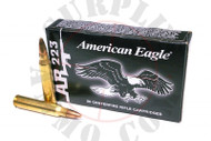 Surplus Ammo .223 55 Grain FMJ-BT Federal American Eagle