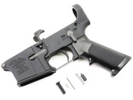 Surplusammo.com   Surplus Ammo Anderson AM-15 AR15 Assembled Lower - No Stock AND-AM15T-COMP-NOSTK