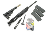 "Surplus Ammo, Surplusammo.com Buy 300BLK 16"" HBAR 1:8 M-LOK Carbine Length Upper Receiver, LPK, & Stock Kit - Rifle Kit Less Lower Receiver In Stock"