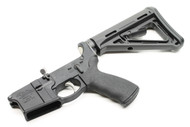 Surplus Ammo, Surplusammo.com Anderson AM-15 AR15 Complete Lower with ERGO Grip, Magpul MOE Collapsable Stock & Winter Trigger Guard (integral)