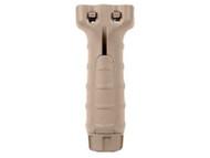 Surplus Ammo, Surplusammo.com TangoDown Vertical AR-15 Grip - Flat Dark Earth