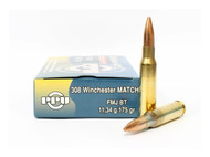 Surplus Ammo | Surplusammo.com .308 Win 175 Grain Match FMJ-BT Prvi Partizan PPU PP3.2