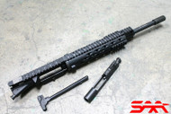 Surplus Ammo | Surplusammo.com SAA Free Float MID Todd Jarrett Series 5.56 NATO Complete AR-15 Upper Receiver