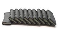 Magpul Ind. PMAG M2 MOE 30 Round Magazine- 100 Mag CASE Surplus Ammo, Surplusammo.com Black BLK MAG571 polymer mag magazine clip AR15