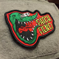 Patch Fiend Embroidered Morale Patch SurplusAmmo.com