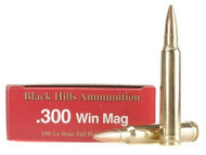 Surplus Ammo | Surplusammo.com 300 Win Mag 190 Grain Match HP Black Hills Ammunition
