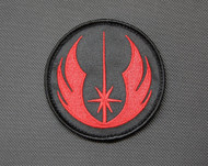 Star Wars Parody Jedi Order Embroidered Velcro Backed Morale Patch SurplusAmmo.com