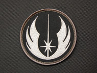 Star Wars Parody Jedi Order Embroidered Velcro Backed Morale Patch Surplus Ammo