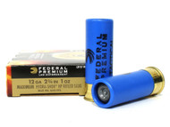 "Surplus Ammo | Surplusammo.com 12 Gauge Federal Premium LE Maximum Hydra-Shok HP 2 3/4"" 1oz Rifled Slug LEF127 RS"