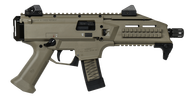 Surplus Ammo   Surplusammo.com CZ Scorpion Evo 3 S1 Pistol with One 30-Round Magazine 91352