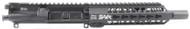 "Surplus Ammo | Surplusammo.com SAA 8"" 5.56 NATO Free Float KM1 Keymod Complete AR-15 NFA/Pistol Upper Receiver"