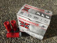 "12 Gauge Winchester Super X Game Load 2 3/4"" #7.5 Lead Shot -  25 Round Case"