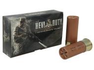 "Surplus Ammo | Surplusammo.com Hevi-Shot Hevi-Duty 12 Gauge 2 3/4"" 13/16 oz #4 Buck - 5 Rounds (91004)"