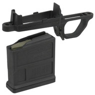 Surplus Ammo | Surplusammo.com Magpul Hunter Remington 700 Detachable Magazine Well w/ Black Polymer Magazine (MAG497-BLK)