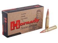 Surplus Ammo | Surplusammo.com 260 Remington 130 Grain ELD Hornady Match Ammunition