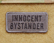 Surplus Ammo | Surplusammo.com INNOCENT BYSTANDER Morale Patch