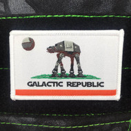 Surplus Ammo | Surplusammo.com California Galatic Republic Velcro Morale Patch